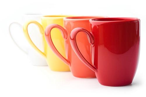 Mug avec logo d'entreprise